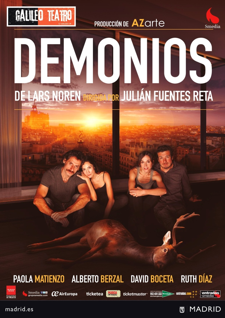 Demonios de Lars Norén
